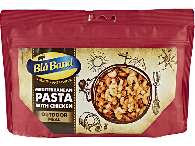 Bla Band Outdoor Meal Mediterranean Pasta with Chicken